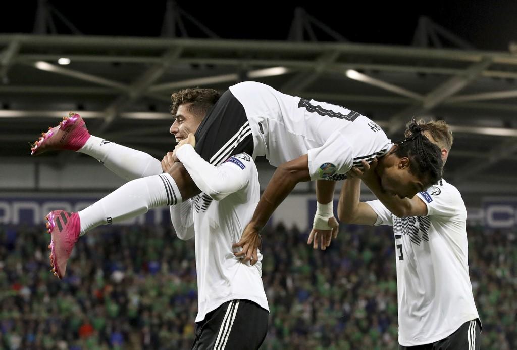 ألمانيا تستعيد عافيتها وتخطف فوزاً مستحقاً أمام إيرلندا الشمالية