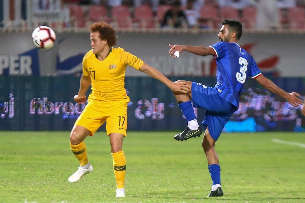 الكويت تخسر أمام أستراليا في تصفيات كأس العالم 2022