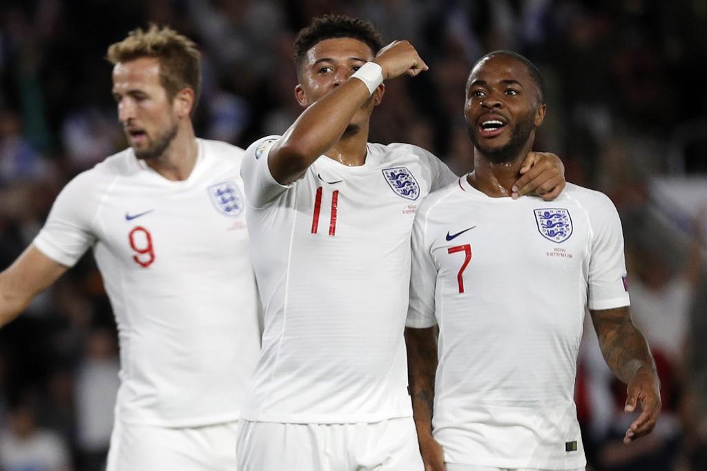منتخب إنجلترا يهزم كوسوفو في التصفيات المؤهلة إلى يورو 2020