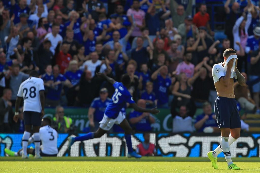 ليستر سيتي يقلب الطاولة على توتنهام في الدوري الإنجليزي