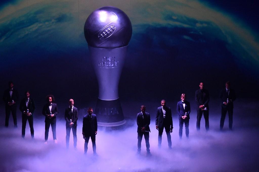 رسمياً … تشكيلة العام من الفيفا لعام 2019
