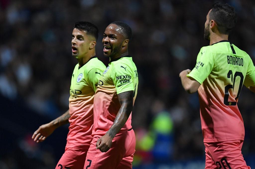 مانشستر سيتي يعبر بريستون بسهولة في كأس الرابطة الإنجليزية