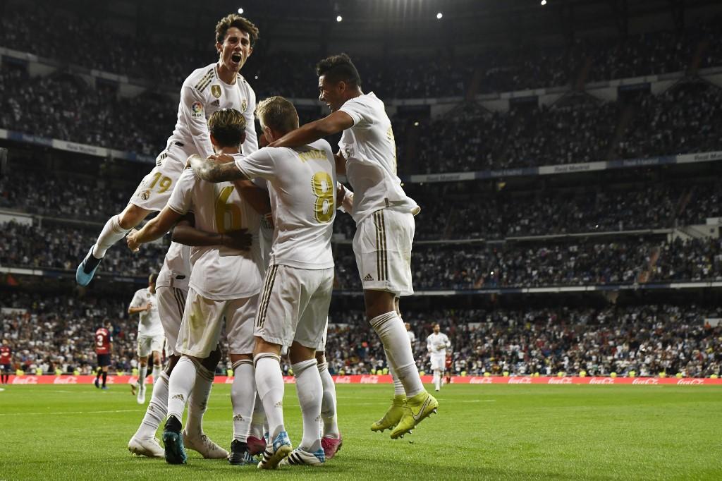 ريال مدريد ينتصر على ريال سوسييداد ويقتنص وصافة الليغا