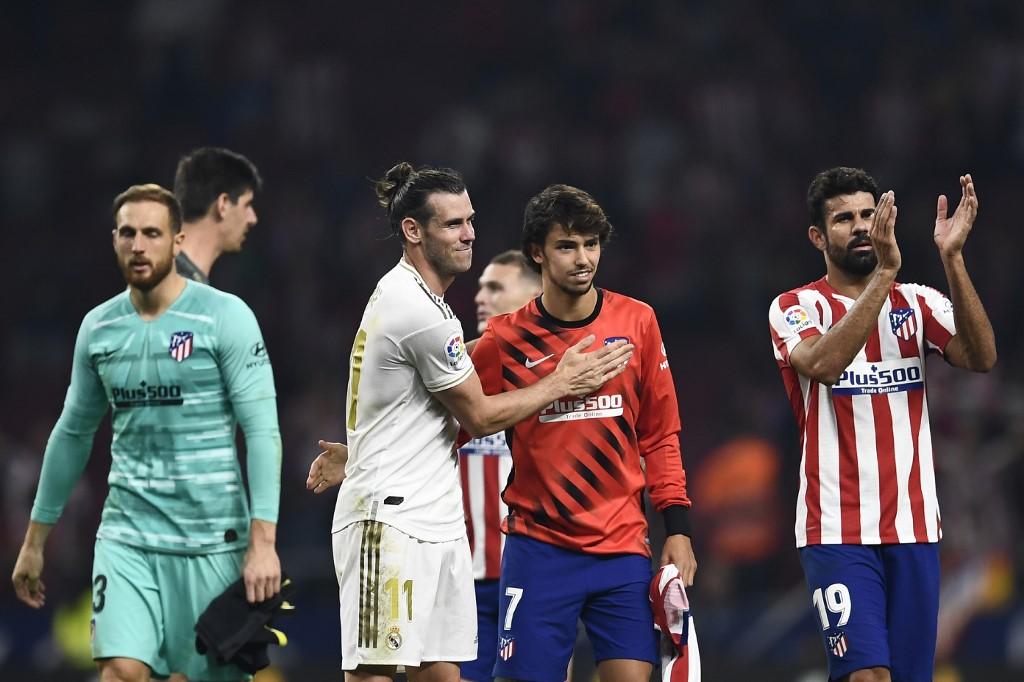 """التعادل السلبي يحسم """"ديربي"""" مدريد"""