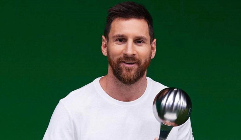 رسمياً … ميسي يتوج بجائزة ESPY كأفضل لاعب في العالم