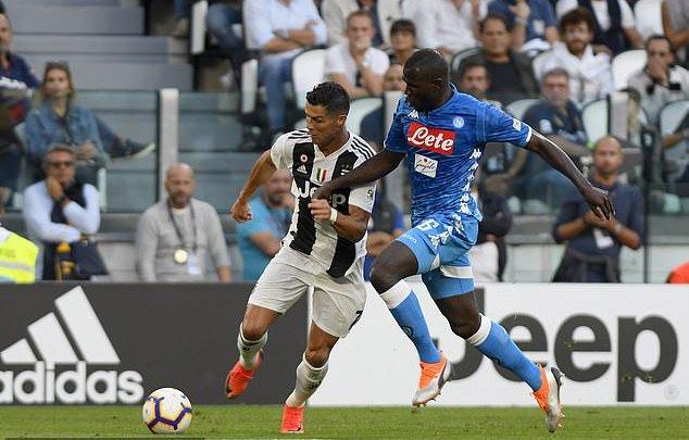 يوفنتوس يهزم نابولي في مباراة مثيرة