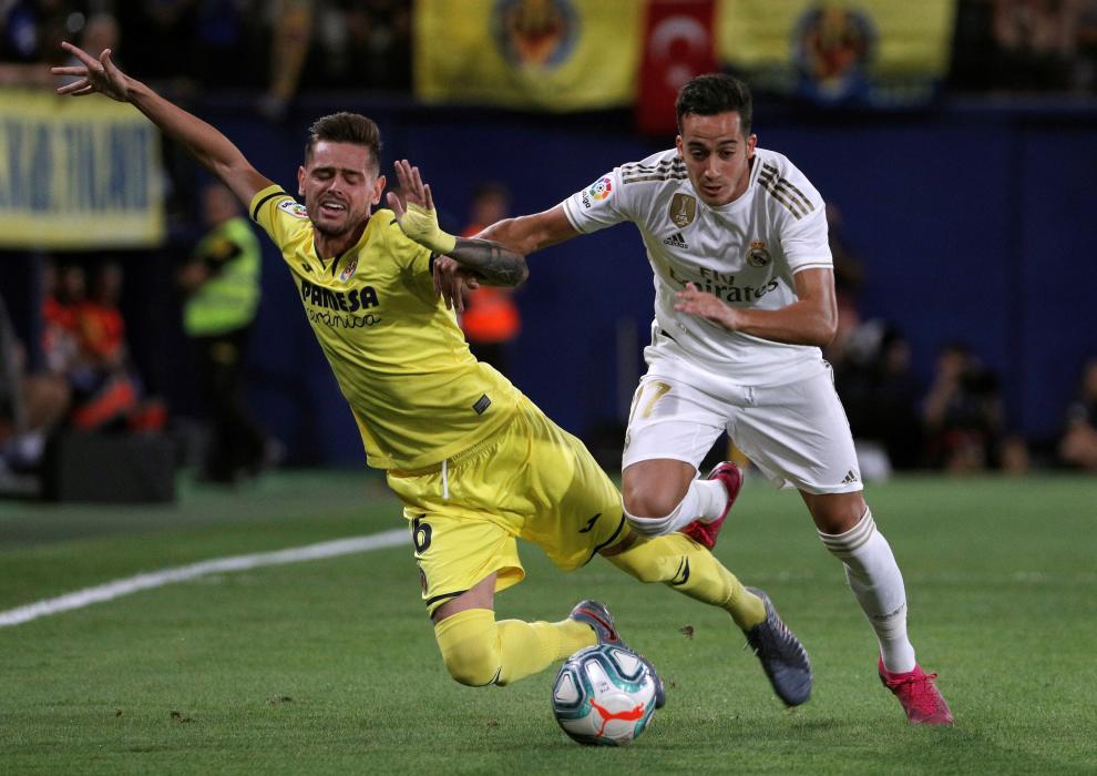 ريال مدريد يواصل تعثره في الليغا بتعادل أمام فياريال