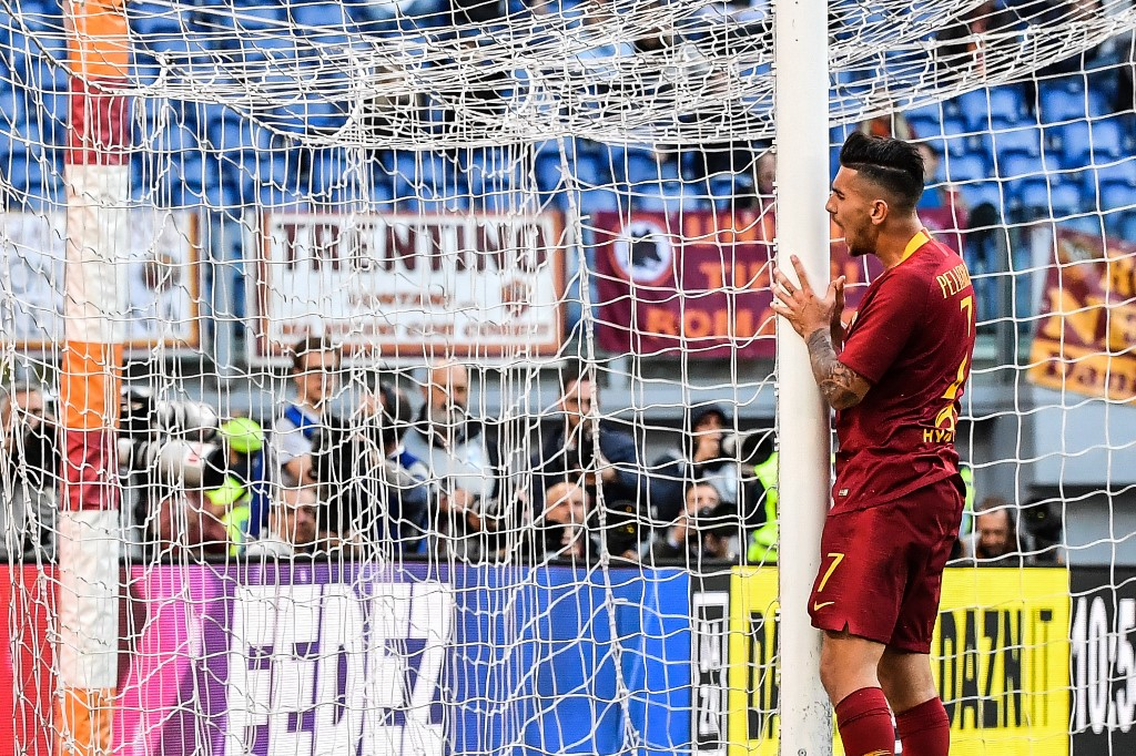 نادي روما يتعثر مجدداً في الدوري الإيطالي