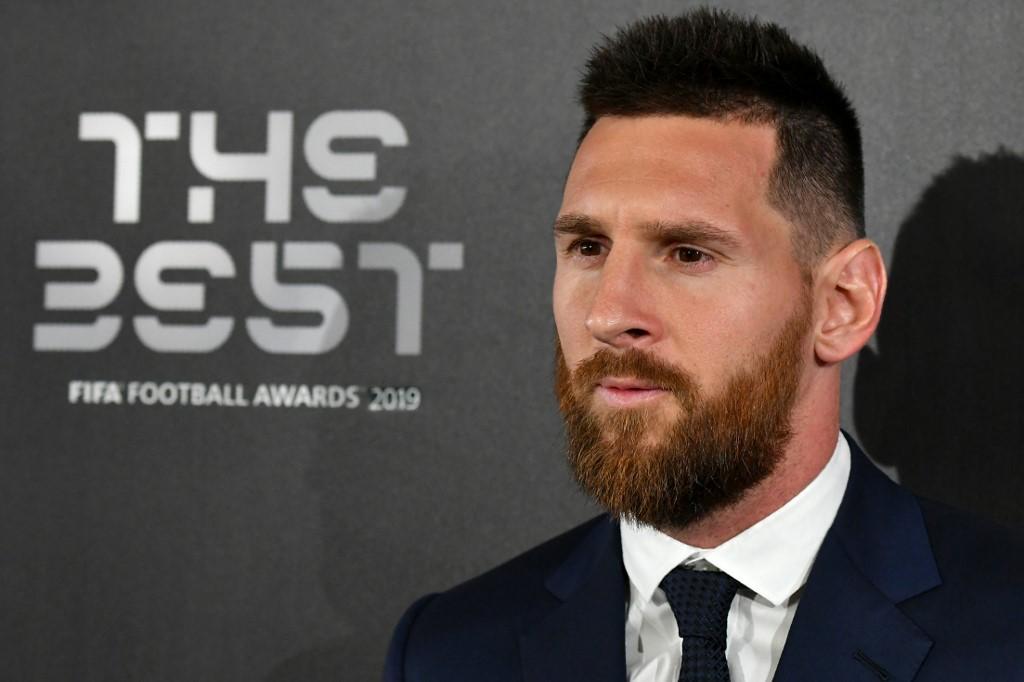 هل سيشارك ليونيل ميسي خلال مباراة برشلونة وإنتر ميلان ؟