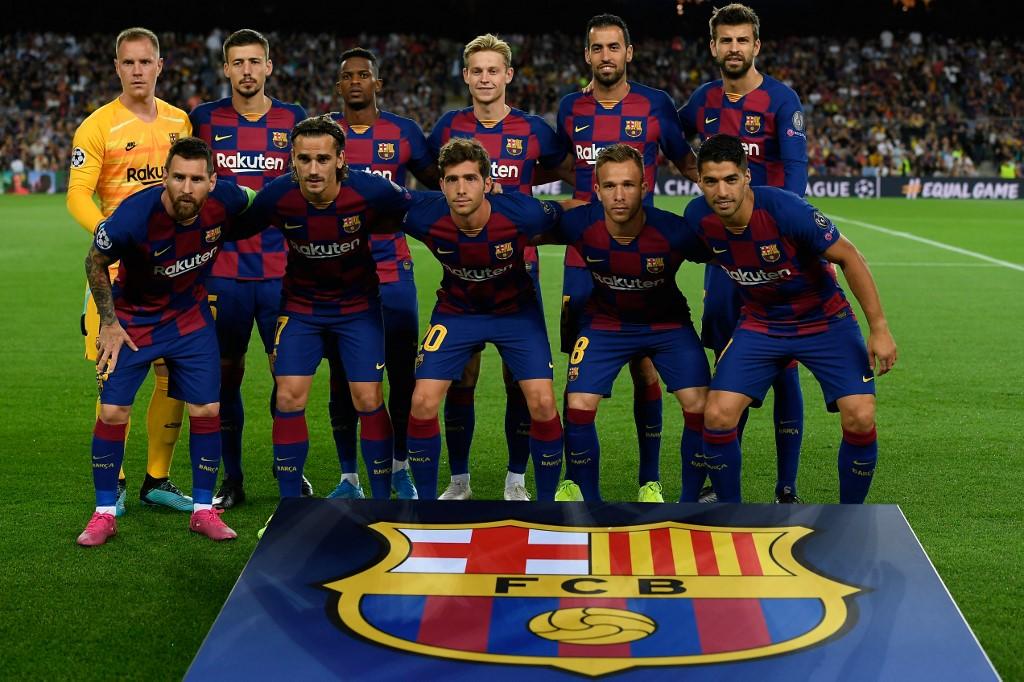 5 غيابات في قائمة برشلونة لمباراة بلد الوليد في الدوري الإسباني