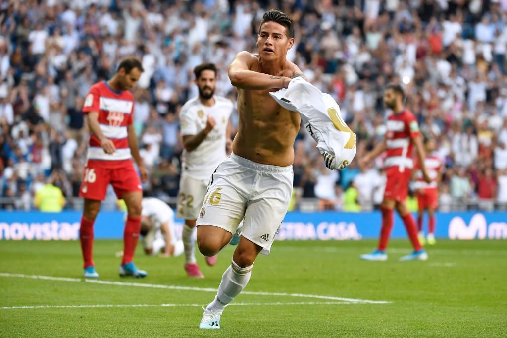 ريال مدريد ينتصر بصعوبة على غرناطة في الدوري الإسباني