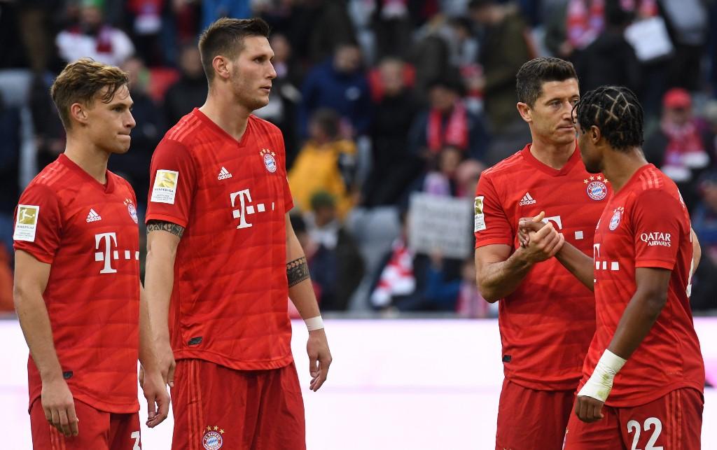 بايرن ميونخ يسقط بكل مفاجىء أمام هوفنهايم في الدوري الألماني
