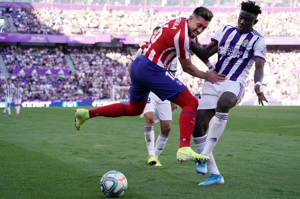 أتلتيكو مدريد يسقط في فخ التعادل السلبي أمام بلد الوليد