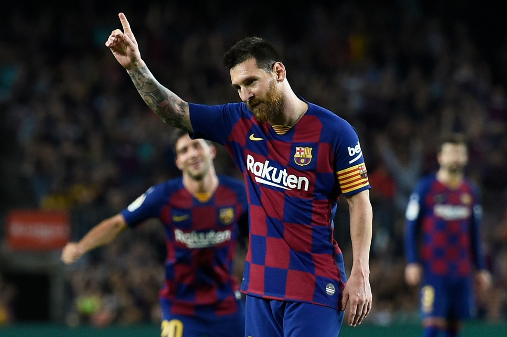 برشلونة يتجاوز إشبيلية برباعية نظيفة في الدوري الإسباني
