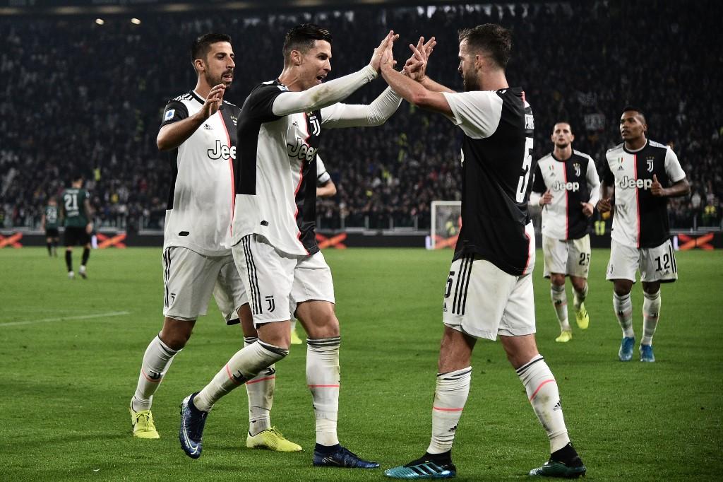 يوفنتوس يفوز بصعوبة على بولونيا في الدوري الإيطالي
