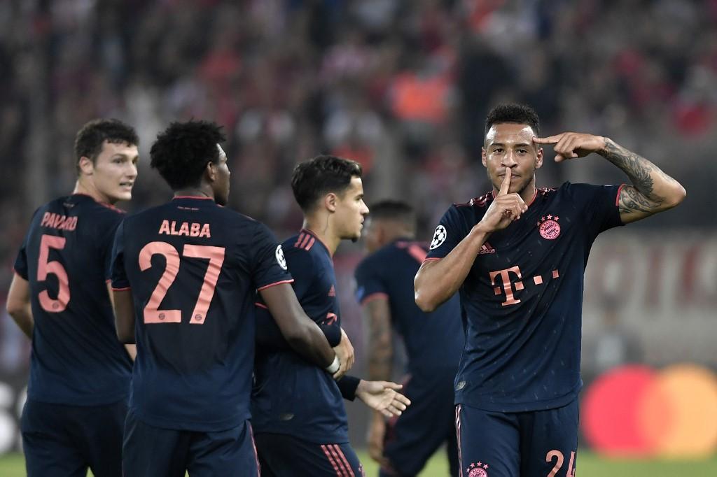 فوز مثير لبايرن ميونخ أمام أوليمبياكوس في دوري الأبطال