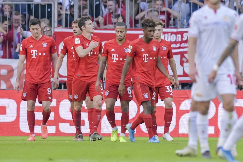 بايرن ميونيخ يسحق فورتونا برباعية في الدوري الألماني