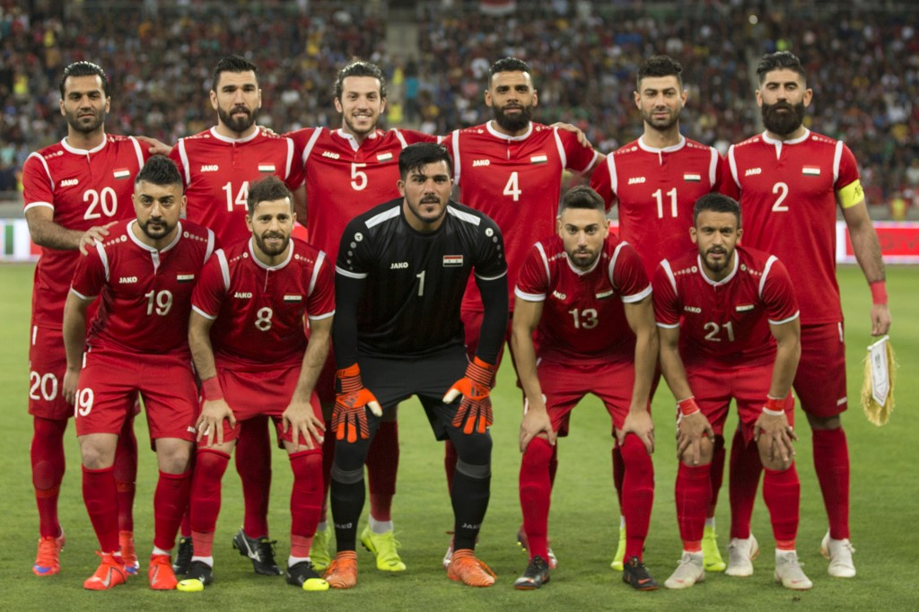 سوريا تتغلب على الفلبين في تصفيات آسيا المؤهلة لكأس العالم 2022