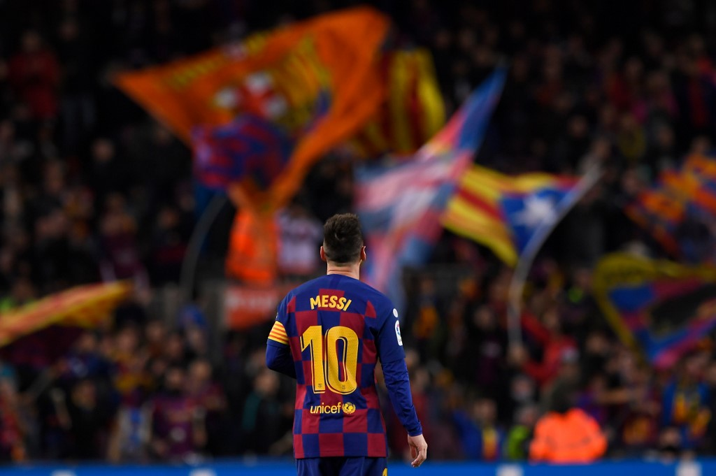 رسمياً … ليونيل ميسي يصل للمباراة رقم 700 بقميص برشلونة
