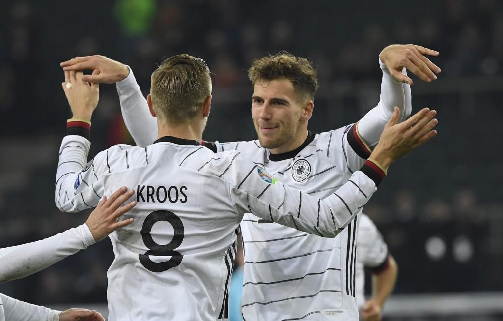 ألمانيا تهزم روسيا البيضاء وتتأهل إلى نهائيات يورو 2020