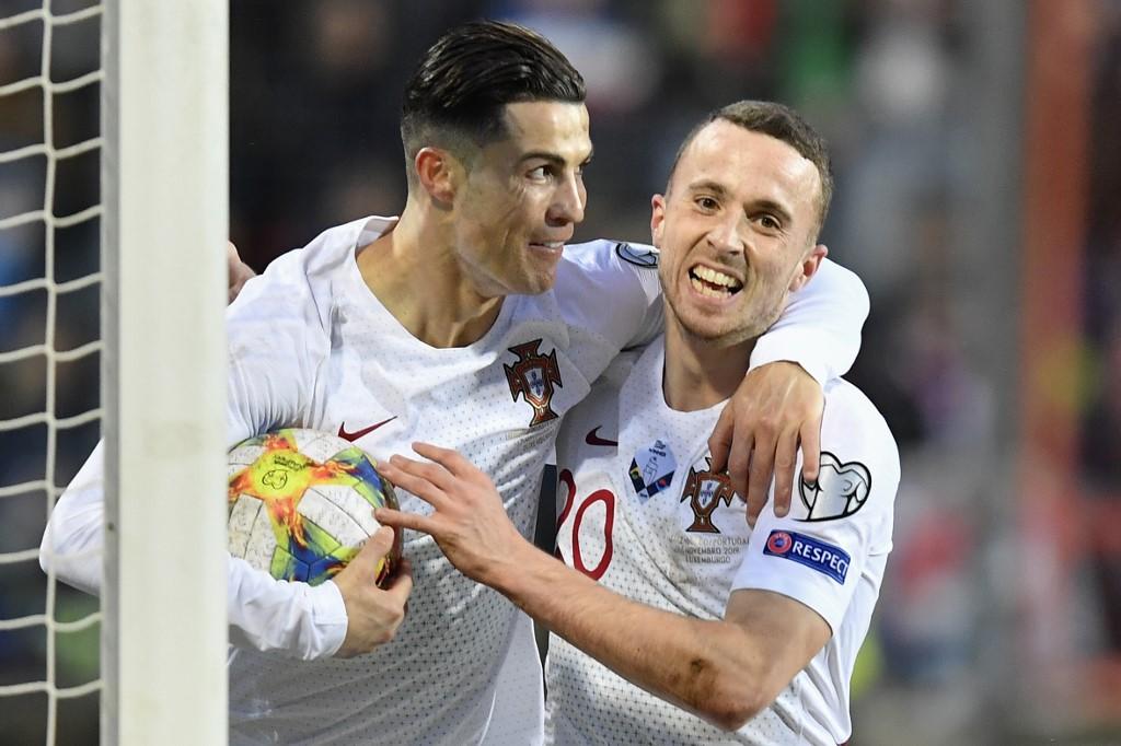 البرتغال تتأهل رسمياً إلى نهائيات يورو 2020 بعد فوزها على لوكسمبرج