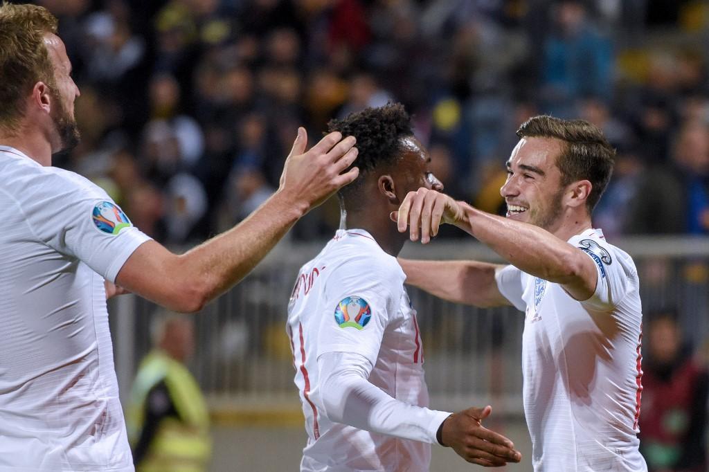إنجلترا تسحق كوسوفو في ختام تصفيات يورو 2020