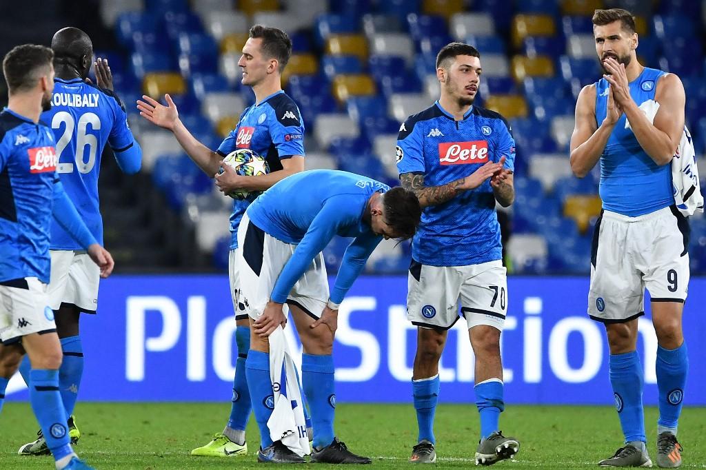 نابولي يتعرض لخسارته الأولى مع مدربه الجديد