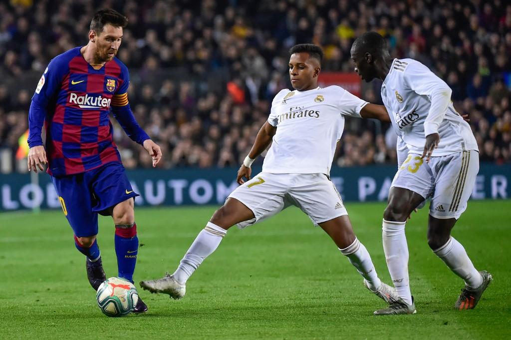 التعادل السلبي يخيم على الكلاسيكو الأرض بين برشلونة وريال مدريد