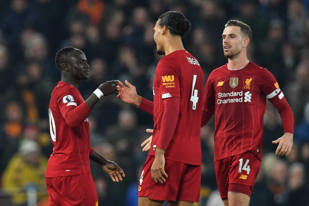 ليفربول يواصل انتصاراته بفوز جديد على ولفرهامبتون
