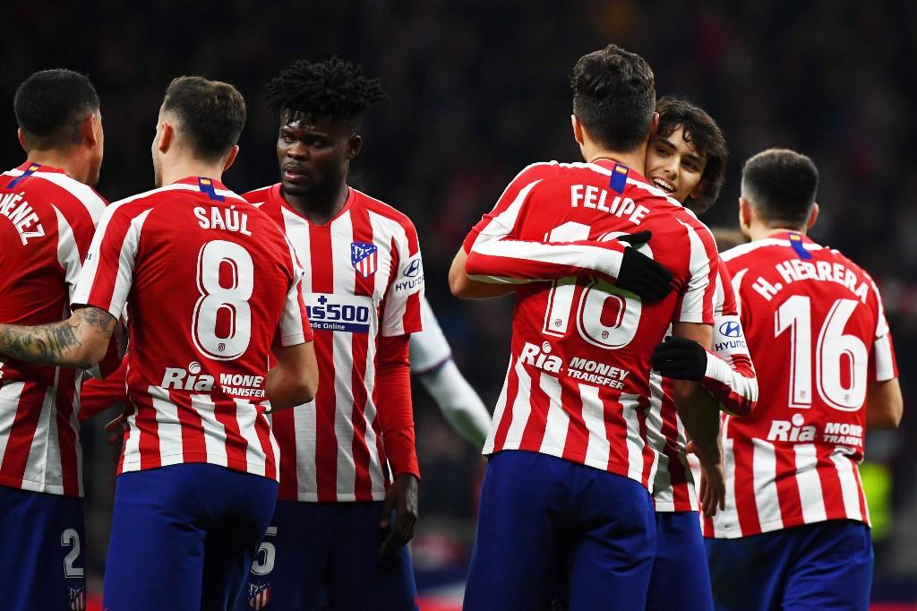 أتلتيكو مدريد يجتاز عقبة ليفانتي بصعوبة في الدوري الإسباني