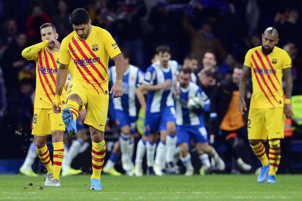 الديربي الكتالوني بين برشلونة وإسبانيول ينتهي بالتعادل