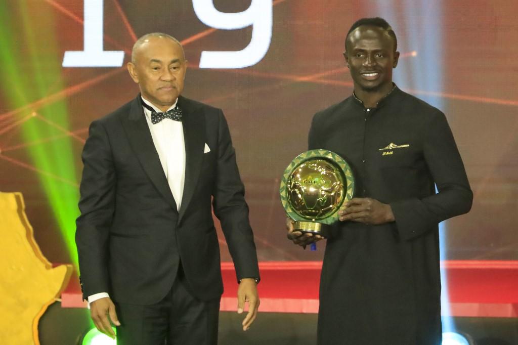 رسمياً … ساديو ماني يتوّج بجائزة أفضل لاعب في إفريقيا لعام 2019