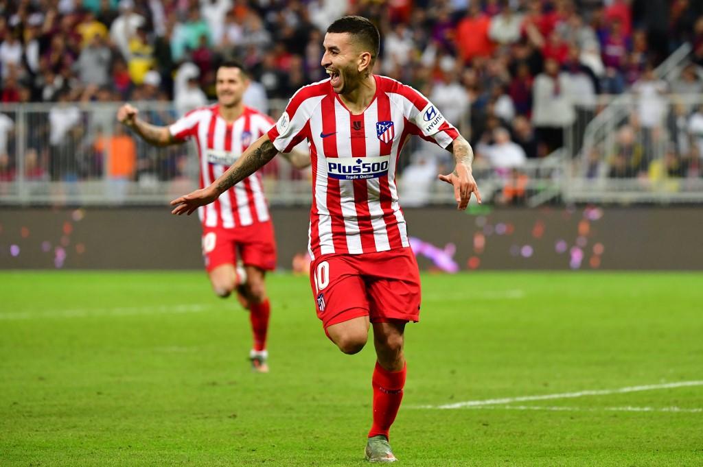 أتلتيكو مدريد يقلب الطاولة على برشلونة ويتأهل لنهائي السوبر الإسباني