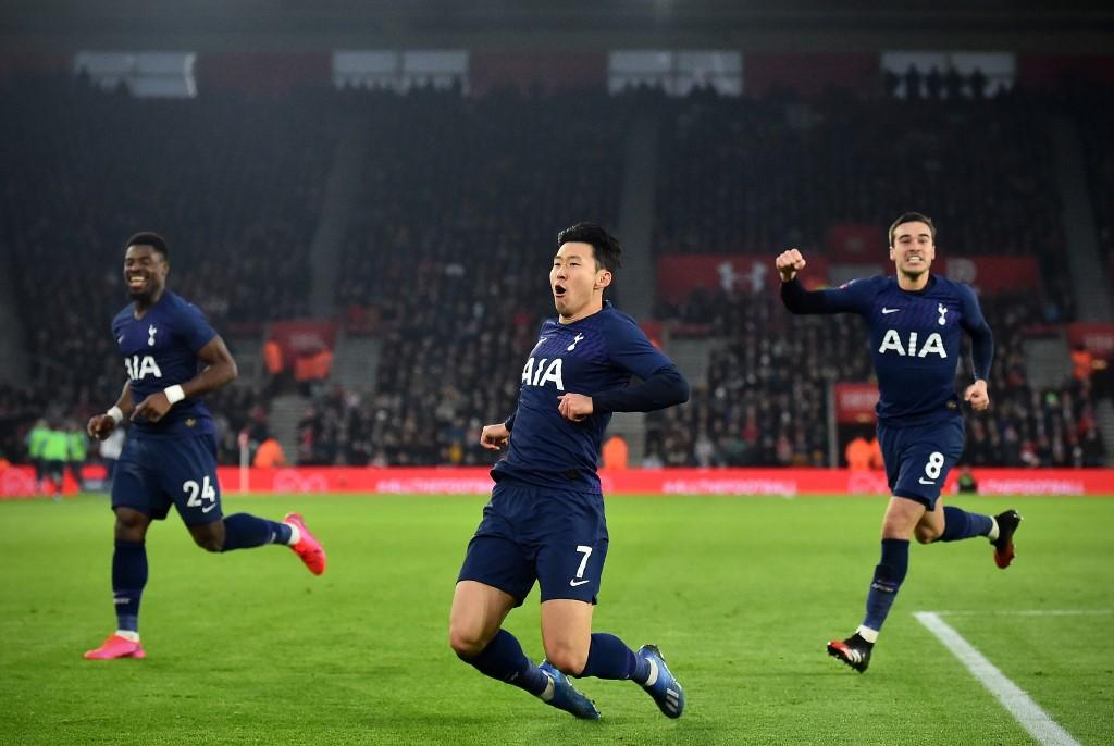 ساوثهامبتون يخطف تعادلًا من توتنهام في كأس الاتحاد الإنجليزي
